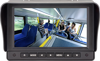 Mobile LCD Monitor (7-inch or 10-inch)