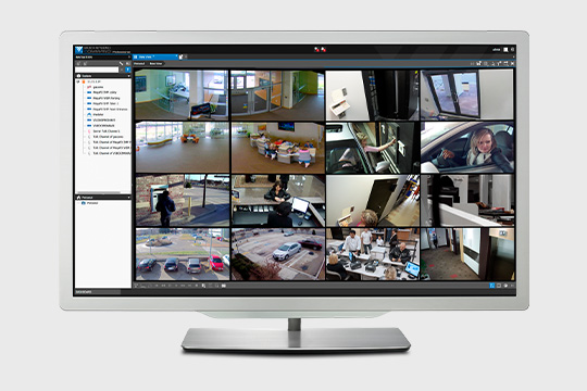 Display more cameras with hardware accelerated video decoding