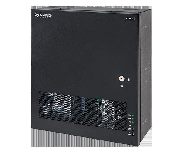 March Networks 8724 V Tribrid NVR