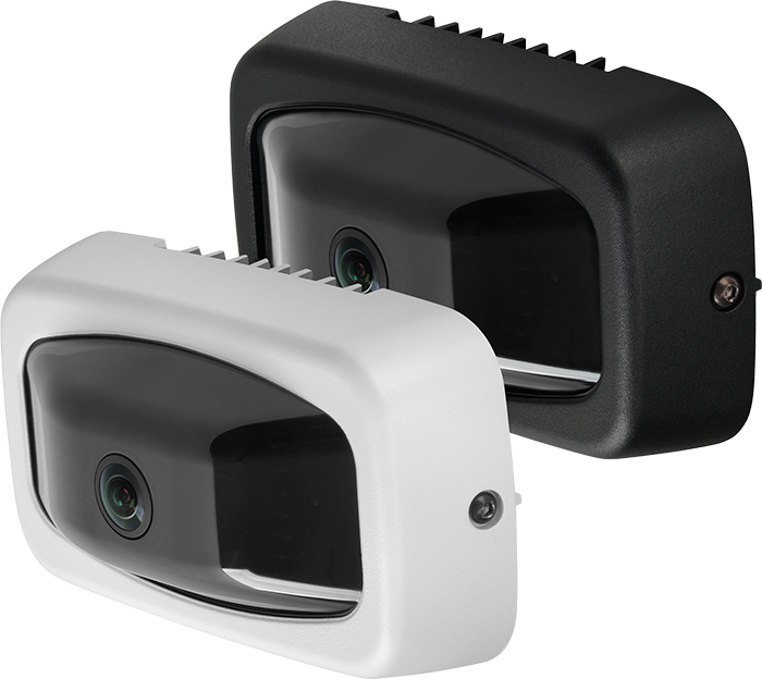The Evolution 180° Indoor Cameras