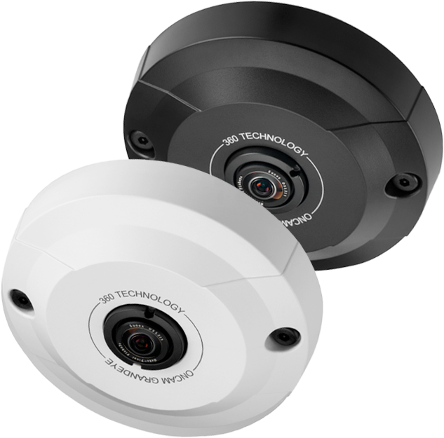 The Evolution 05 Mini 360° Indoor Cameras