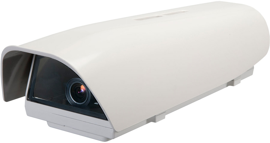The Environmental Housing for March Networks ME4 Box Camera for outdoor video surveillance.