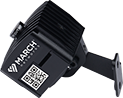 the MegaPX ATM camera with a short mount bracket