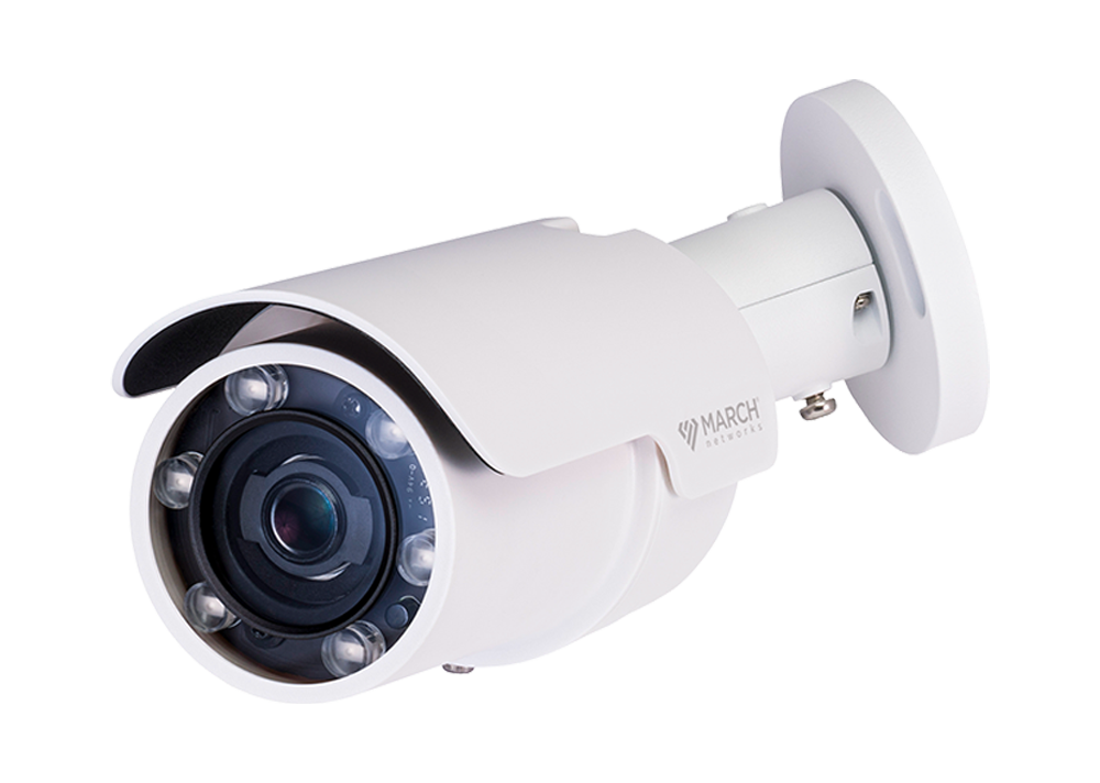 March Networks ME4 IR Bullet Camera