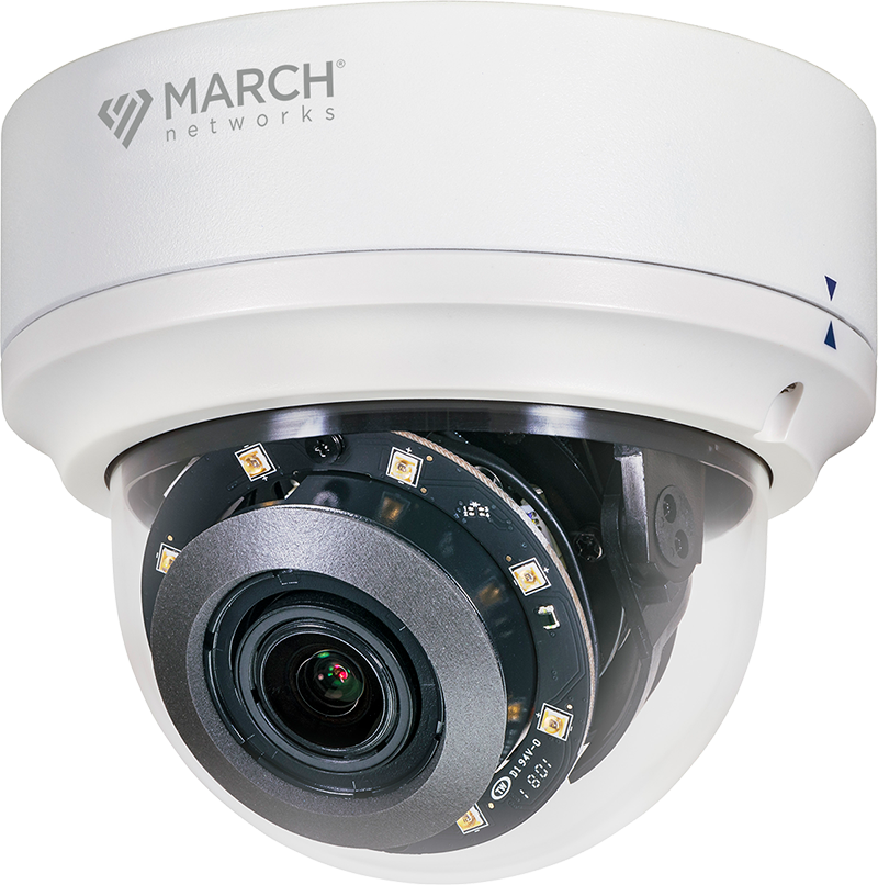 March Networks Dome Cameras
