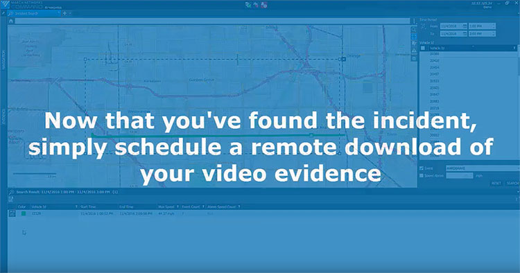 Incident Search: A Powerful Investigation Tool for Transit Agencies