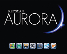 Keyscan Aurora logo