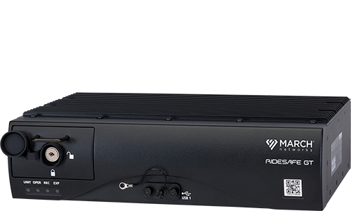 the RideSafe Network Video Recorder
