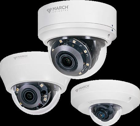 IP Cameras Portfolio | March Networks