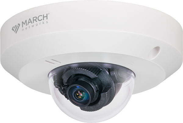March Networks SE2 Indoor NanoDome camera for video surveillance