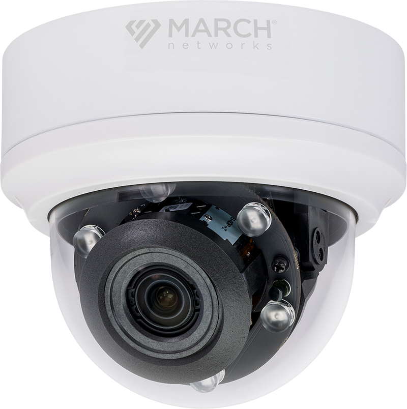 March Networks ME4 IR Outdoor Dome