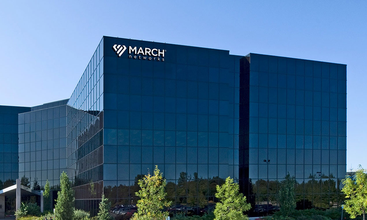 March Networks corporate headquarters in Ottawa, Canada.