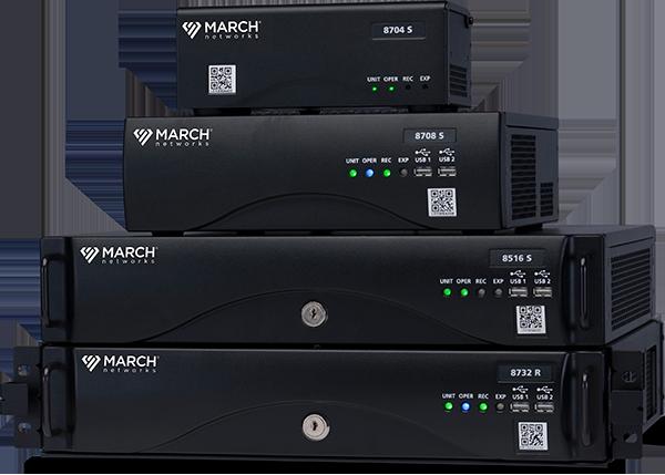 Intelligent IP Video Surveillance | March Networks
