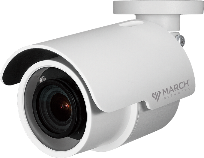 The March Networks SE2 IR MicroBullet security camera