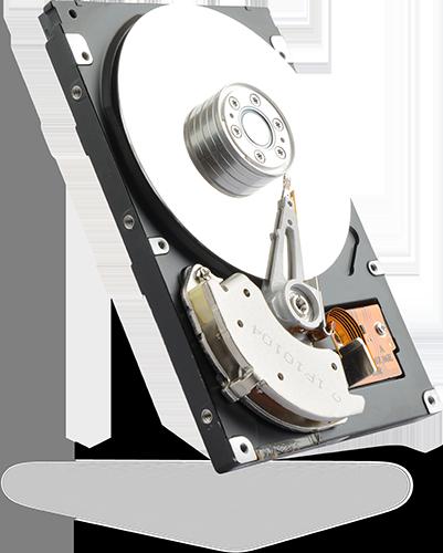 A storage disk