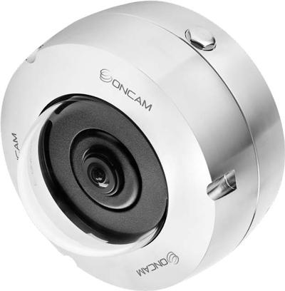 Evolution 12 360° Stainless Steel Camera
