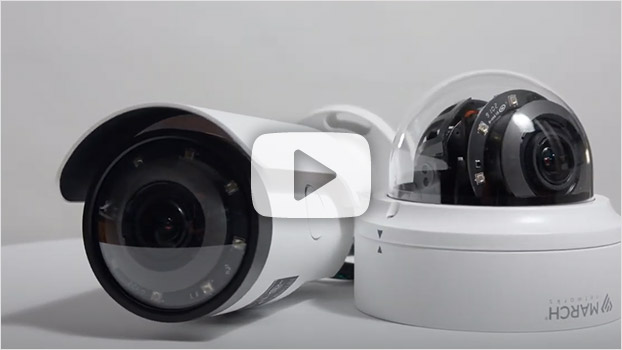 ME6 Series IP Cameras - Respond Rapidly with AI-Powered Analytics