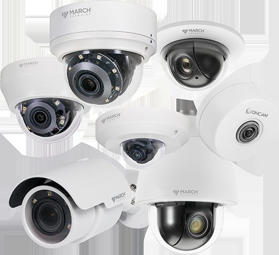 Image of 7 cameras