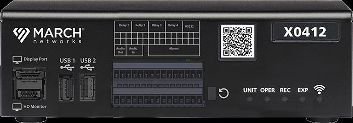 12-Channel X-Series Hybrid Recorder Model