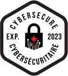 Cybersecure (Cybersecuritaire) exp. 2023